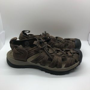Keen Waterproof hiking shoes